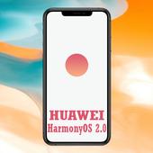 Theme for Huawei HarmonyOS 2 / Harmony OS 2 icon