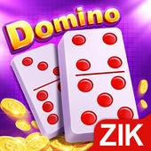 Domino Rummy Poker Sibo Slot Hilo QiuQiu 99 Gaple icon