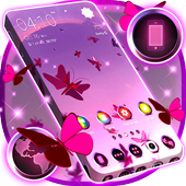 Butterfly Wallpaper and Launcher icon