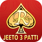 Jeeto Teen Patti & Rummy - Real 3 Patti Online icon