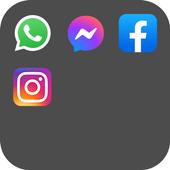 Multi Space - Dual App & Multiple Account icon